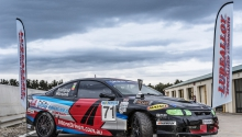 Podium Finish for LA Racing Lubricants after WP 1hr Enduro